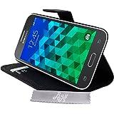 Etui Housse Luxe Portefeuille Samsung Galaxy Core Prime SM-G360 \ Core Prime VE Value Edition SM-G361 + STYLET et 3 FILM OFFERT!!