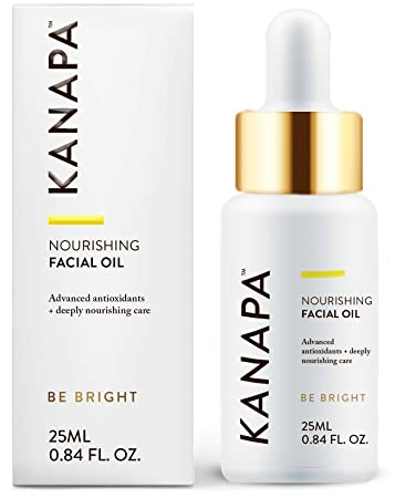 Kanapa by Xtend-Life Nourishing Facial Oil  Moisturizing Face Oil for  Scarring and Acne  (25 ml)