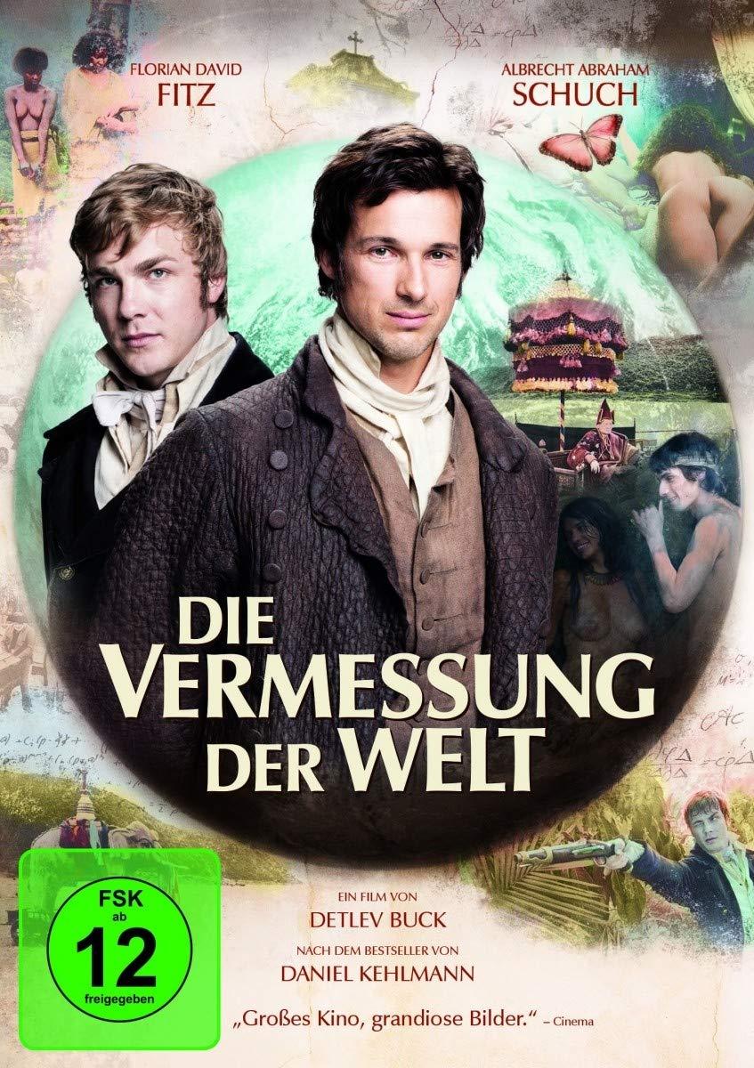 Die Vermessung der Welt [Alemania] [DVD]