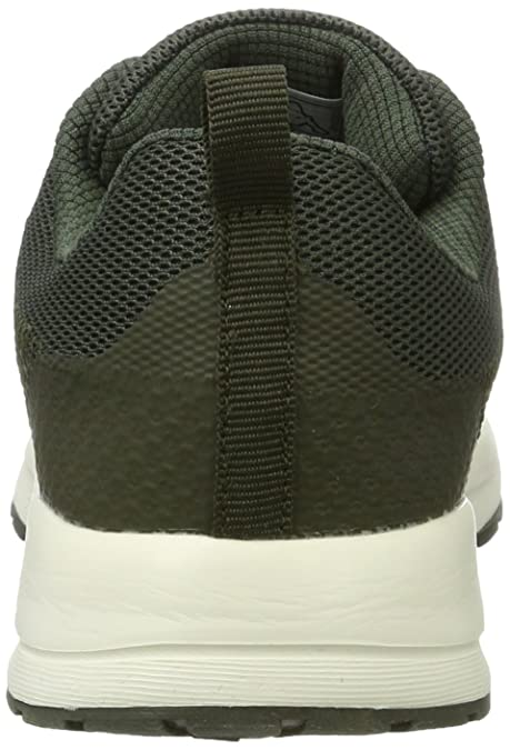 Unisex-Erwachsene Fence Sneaker, Grün (3111 Army/Black), 37 EU Kappa
