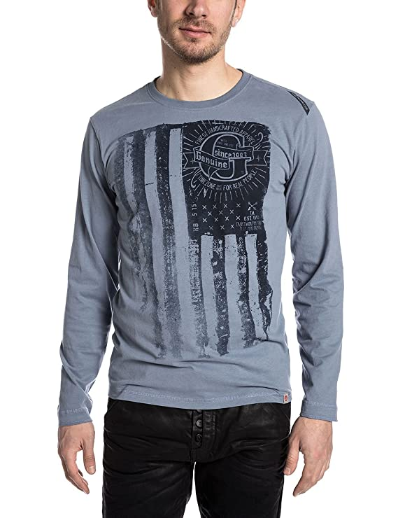 Sale Best Seller Free Shipping Looking For Mens 22-0308 Long-Sleeved Shirt Timezone Buy Cheap Shop Offer Largest Supplier Cheap Price Original For Sale z0jsU