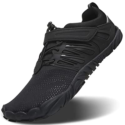EVGLOW Men's Wide Minimalist Trail Running Shoes | Barefoot Cross Training Shoe for Gym Wokout | Shoes