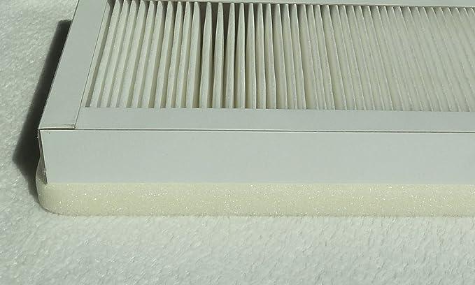 /Aniol-Toner/ 1/x Fein filtro M5/ Filtro de repuesto Set M5/para KWL 250/dispositivos/ /con juntas /Elf de KWL 250//3//3//5/0022/ /2/x prefiltro G4