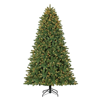 home heritage 7 5 artificial wilmington pine christmas tree with clear lights
