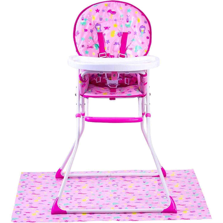 RedKite - Chaise haute pliante Feed Me Compact - Sirè ne Baby Base