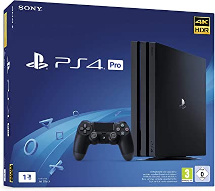 PlayStation 4 Pro 1TB [Importación francesa]: Amazon.es: Videojuegos