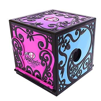 Amazing Zhus - La Asombrosa Caja mágica (Bandai 26230): Amazon.es: Juguetes y juegos
