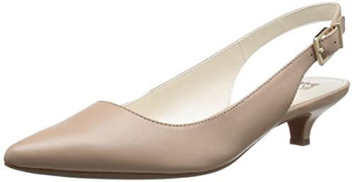 a0cff67c79c Anne Klein Women s Expert Slingback Dress Pumps  Amazon.ca  Shoes ...