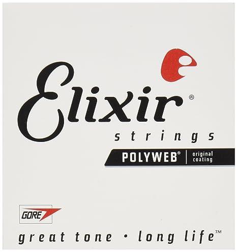 Elixir 13009 - Cuerda para guitarra de acero, 009