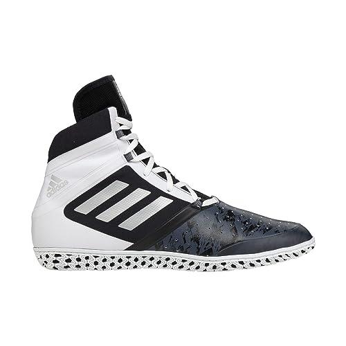 adidas Flying Impact de Lucha Libre Zapatos – SS18, Color Negro, Talla 40 2
