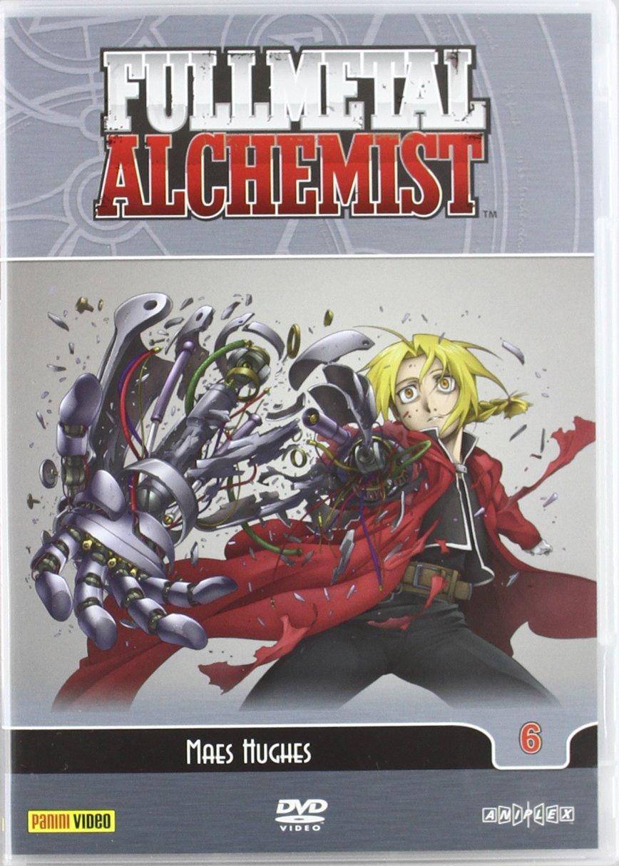Fullmetal Alchemist Vol. 6 [DVD]: Amazon.es: Varios, Seiji Mizushima: Cine y Series TV