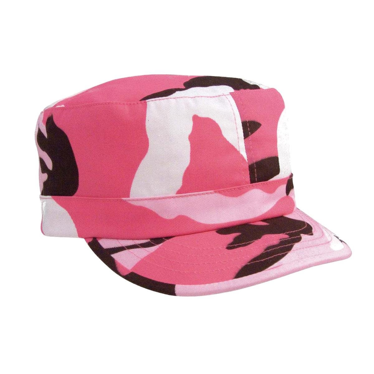 Rothco Women's Adjustable Fatigue Cap Camo 1150