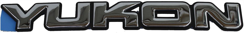 GM Genuine 15114053 Door Name Plate Front