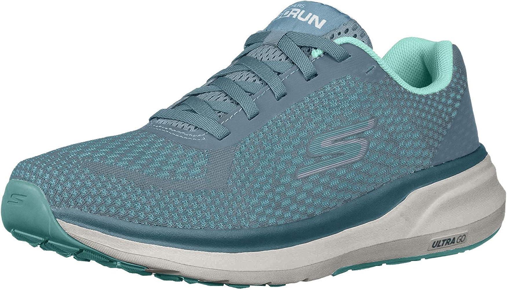 Skechers Pure Sneaker para mujer, Azul (Azul claro), 35 EU: Amazon ...