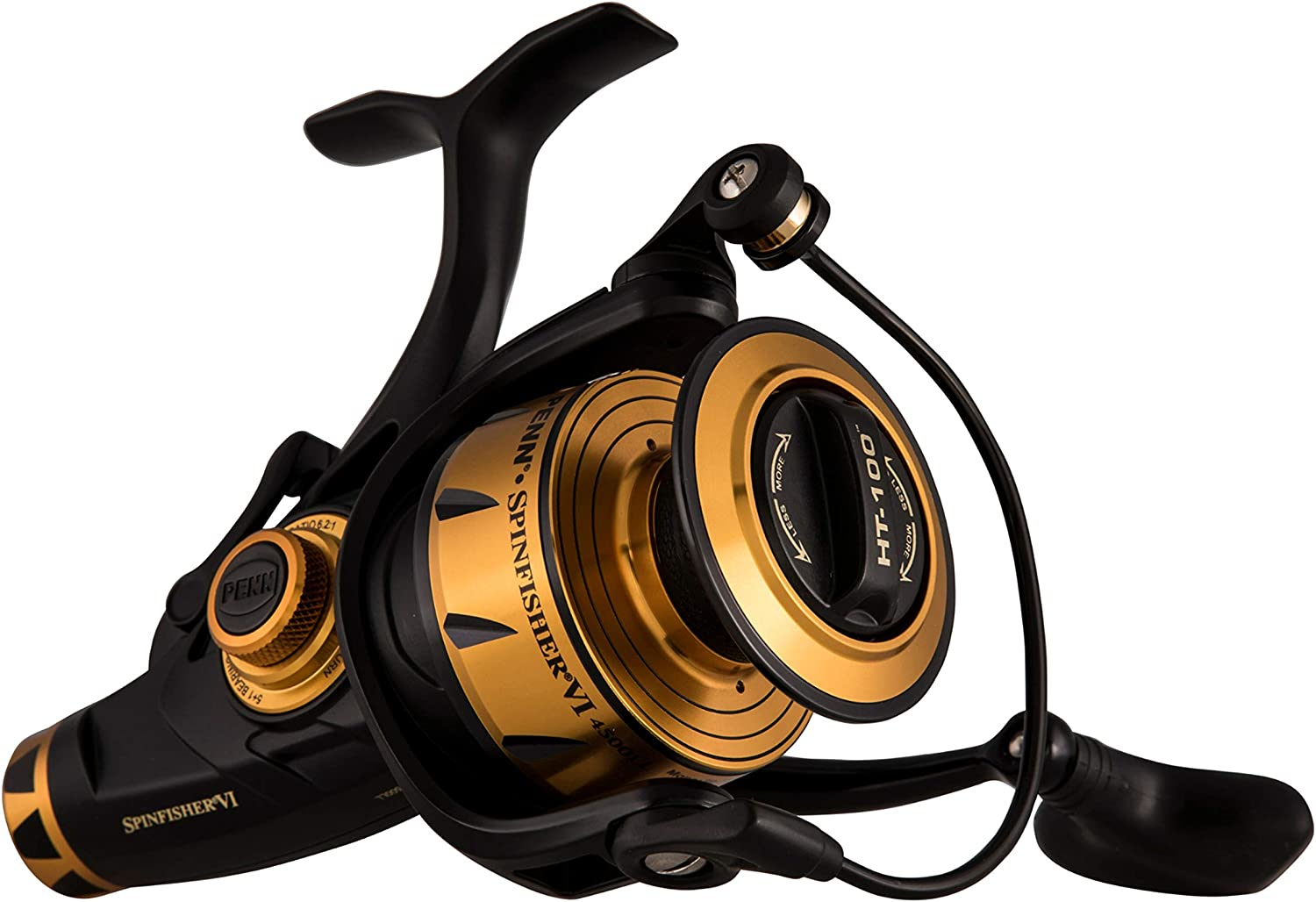 catfish spinning reels with bait clicker