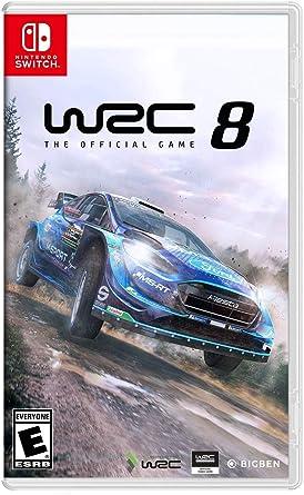 WRC 8 FIA World Rally Championship for Nintendo Switch USA: Amazon.es: Maximum Games LLC: Cine y Series TV
