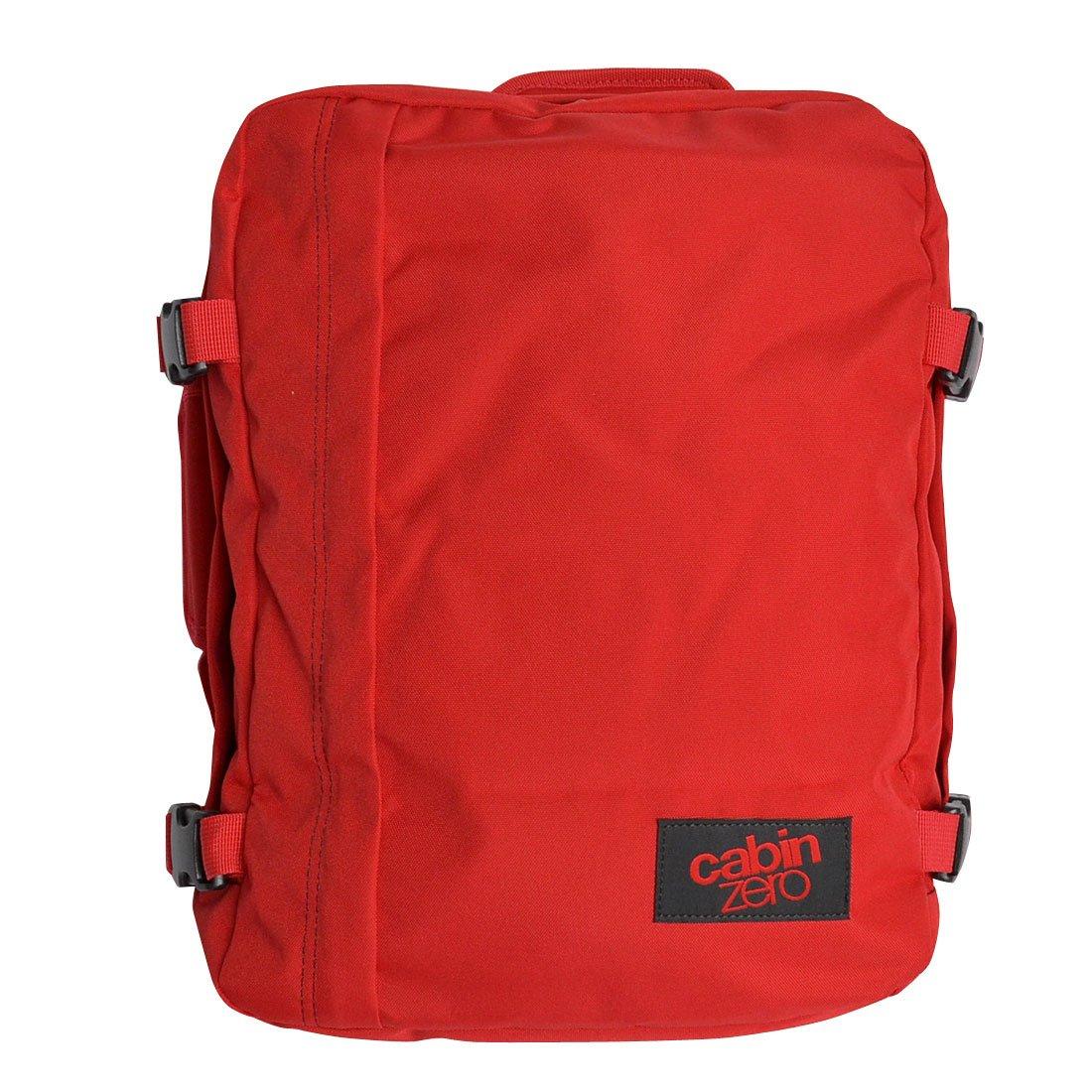 [キャビンゼロ] CZ08 CLASSIC 28L キャビンゼロ08 クラシック 28リッター CZ08 CLASSIC 28L B076GZ9V3Q 1702.NAGA RED 1702.NAGA RED