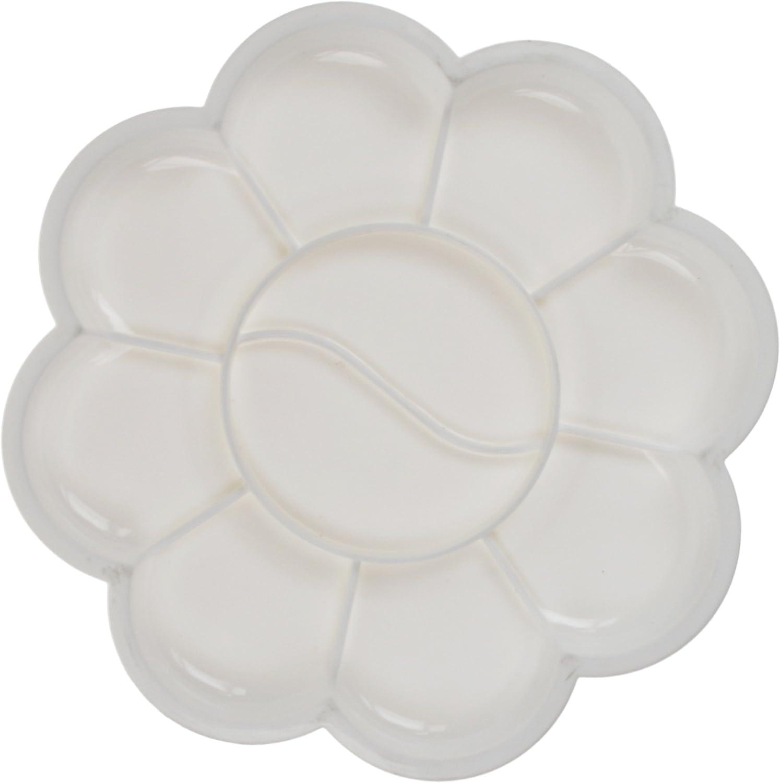 bianco TSI tavolozza dieci mischmulden