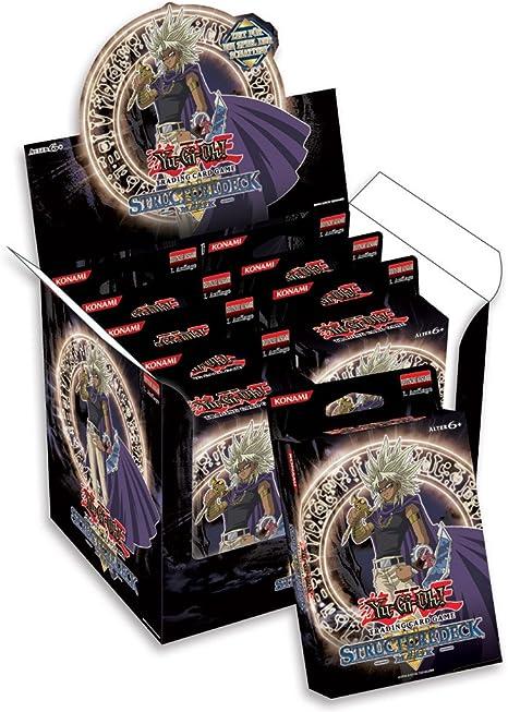 Yu-Gi-Oh! - Juego de cartas, para 2 jugadores (lopo1659) (versión en francés): Amazon.es: Juguetes y juegos