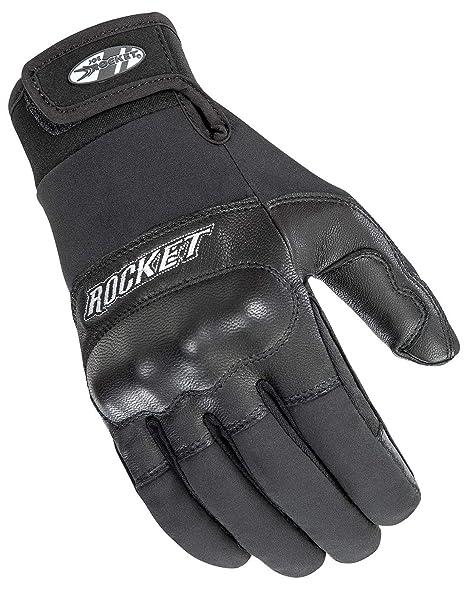 Joe Rocket Prime Gloves All Sizes Black//Black