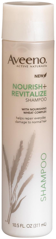 Aveeno Nourish Plus Revitalize Shampoo, 10.5 Ounce Bottle