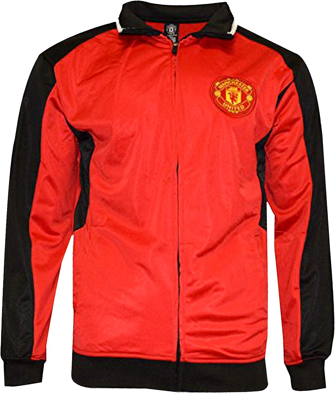 Rhinox Manchester United Jacket Kid Sizes Licensed Manchester U Track Jacket