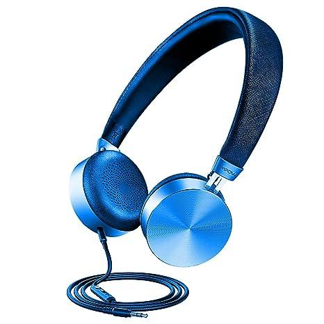 Mpow H2 Auriculares Bluetooth con 4 Modos de Ecualizador, Auriculares estéreo de Alta fidelidad,