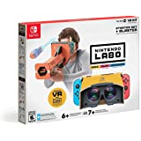 Nintendo Labo Toy-Con 04: VR Kit - Starter Set + Blaster - Switch