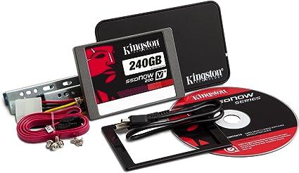 Kingston SSDNowV+200 240GB SATA 3 2.5 Upg Bund Kit, SVP200S3B_240G ...
