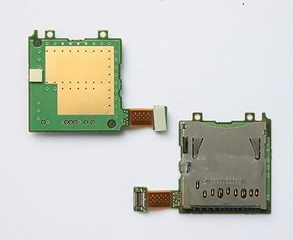 Lector de ranura para tarjeta de memoria SD para Nintendo 3DS N3DS ...