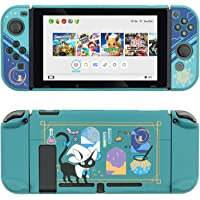 GeekShare Protective Case Slim Cover Case Compatible with Nintendo Switch and Joy Con - Shock-Absorption and Anti…
