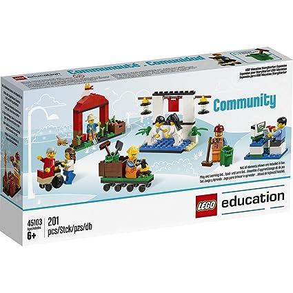 Amazon.com: LEGO Education StoryStarter Community Expansion Set ...