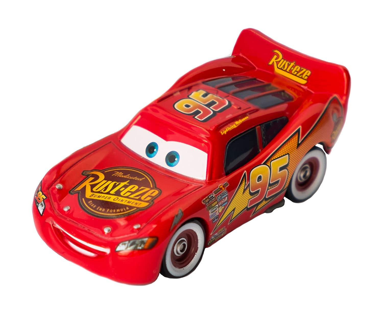 Disney//Pixar Cars Lightning McQueen Diecast Memorable Moments Collection 6 Pack