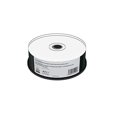 MediaRange MR243 CD de reescritura - CD-RW vírgenes (CD-R ...