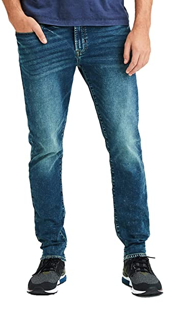 Amazon.com: American Eagle 4676936 Ne(X) T Level Slim Jean ...