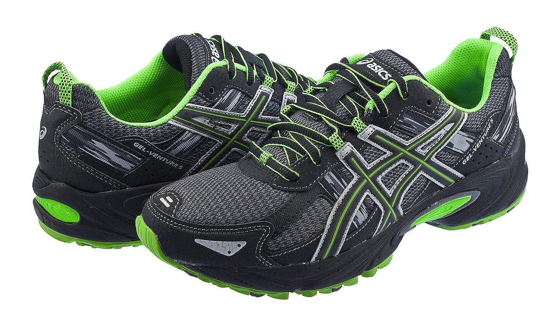 ASICS Men's GEL Venture 5 Running schuhe (8 (8 (8 D(M) US, Castle Rock schwarz Grün) 397ce8