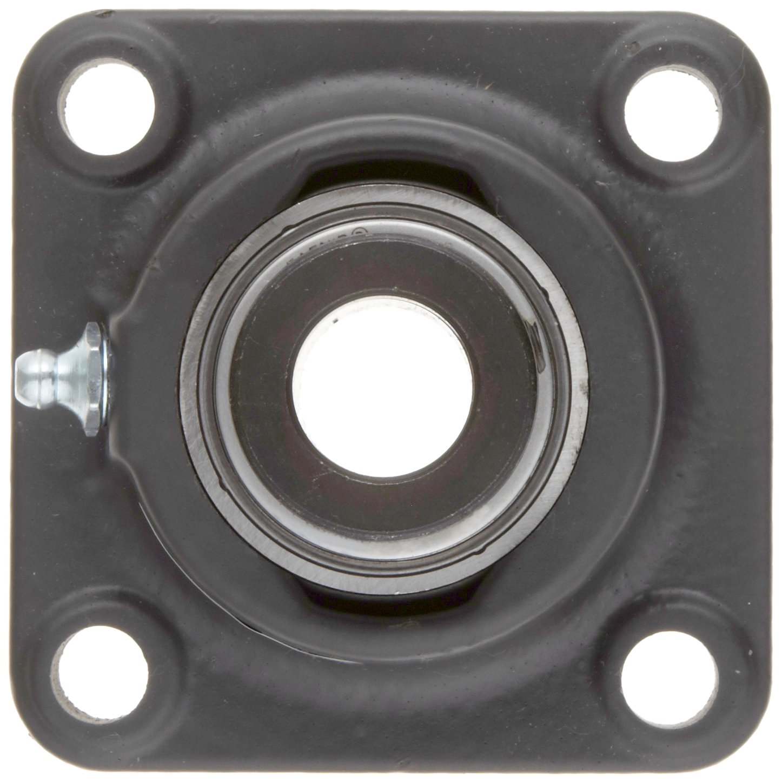 1-1//8 Bore Diameter 1-1//8 Bore Diameter RCJ11//8 Timken RCJ1 1//8 Flange Unit Cast Iron 4 Bolt Holes Non-Expansion Eccentric Locking Collar Inch Industrial-Duty Relubricatable