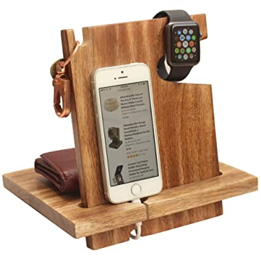 Today's Deals – Mango Wooden Android Docking Station, 50th for Couple, Funny, iPhone 6s Plus, 6s, 6 Plus, 6, 5, 5s