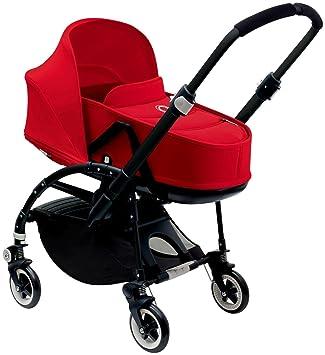 Amazon.com: Bugaboo Bee3 Cochecito & bassinet – Rojo – rojo ...