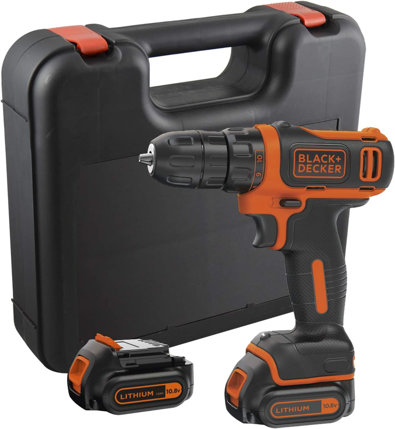 Test et Avis de la Black Decker de 10,8 V 2