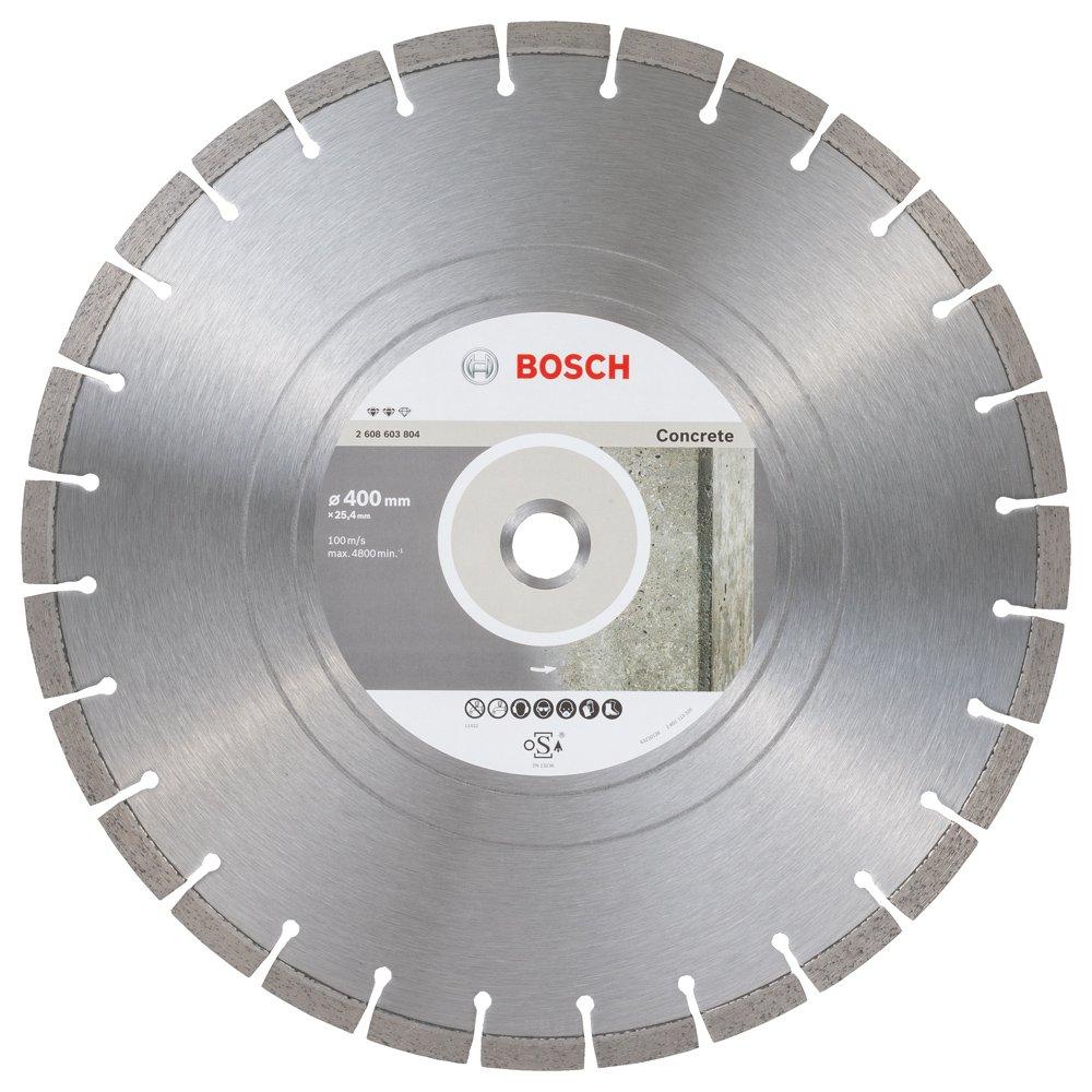 Bosch Diamanttrennscheibe Expert for Concrete, grau, 2608603804