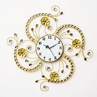 Pétalos Simple Personalidad Reloj de pared Creativo Reloj