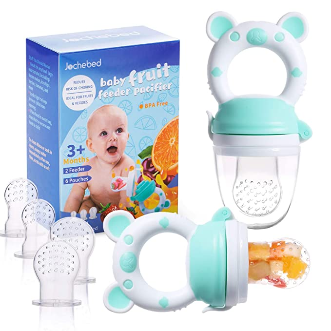 Baby Teether Toy Vegetable Fruit Teething Chewable Soother Baby Molar Pacifier