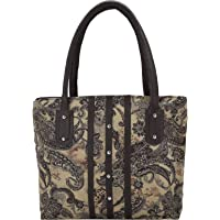 Meraki Sasha Women's PU Casual Purse Shoulder Bag for Women & Girls Multicolour (Big Size)