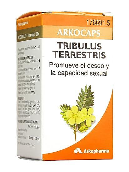 ARKOCAPS TRIBULUS 42 CAP: Amazon.es: Salud y cuidado personal