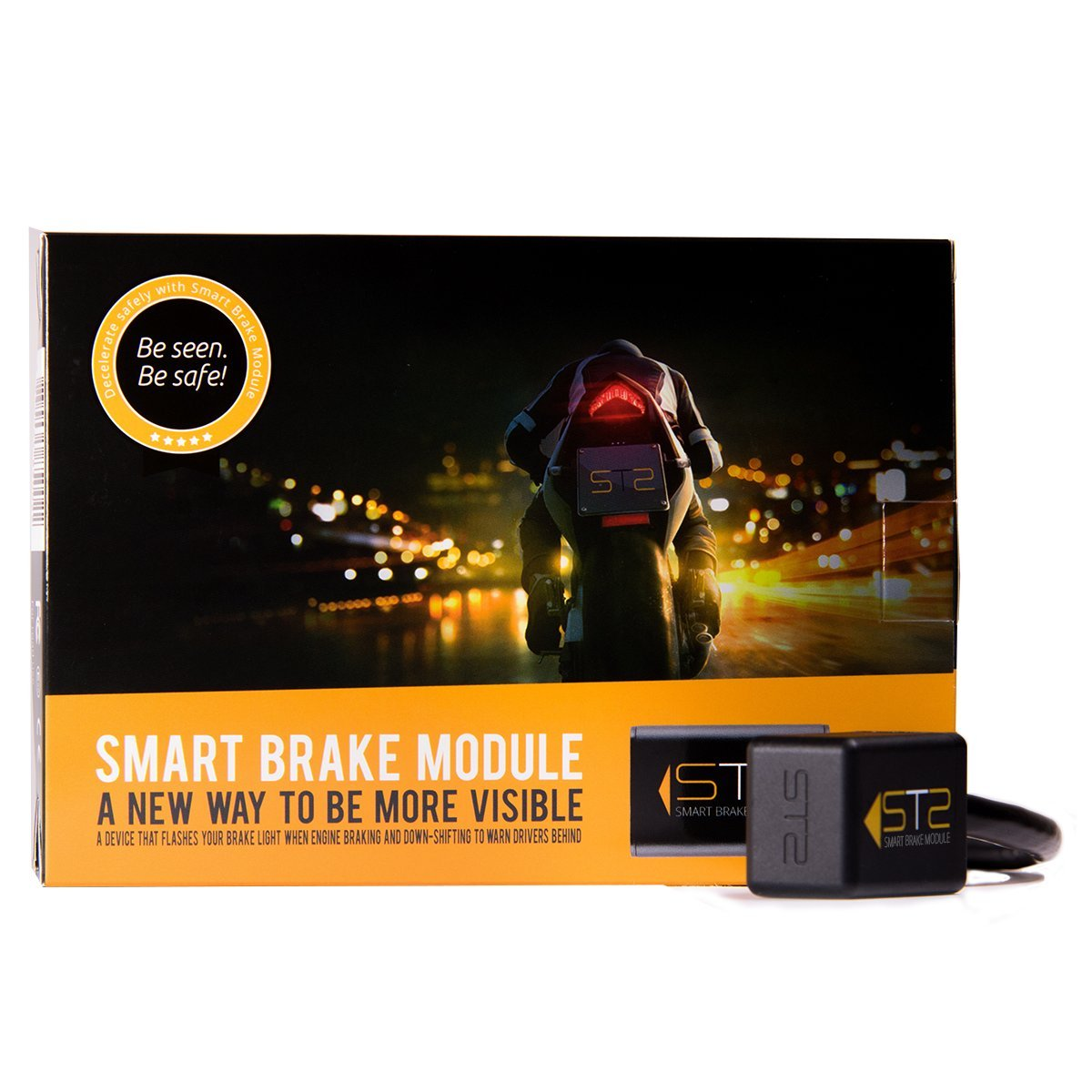 Smart Brake Module - Smart brake light, brake light modulator, SBM, STS, Smart Turn System by Smart Turn System