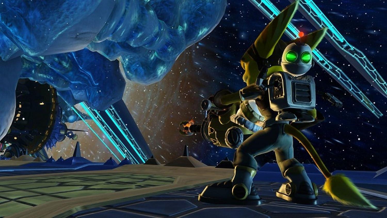 Amazon Com Ratchet Clank Tools Of Destruction Uk Video Games