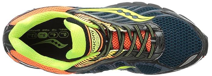 Saucony Ride 6 GTX Scarpa da Running Uomo, BluArancione