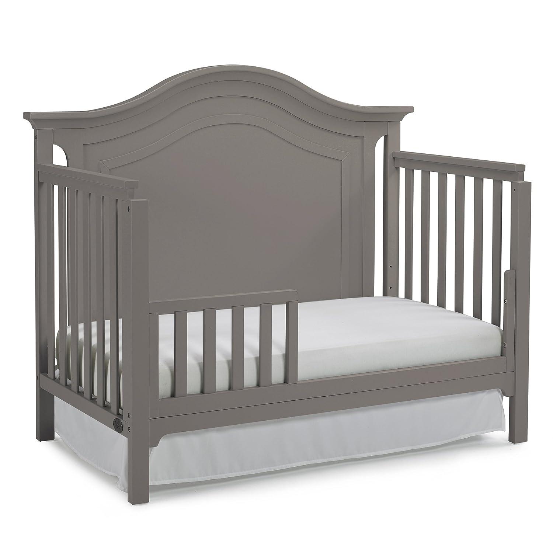 Ti Amo Catania Convertible Crib Stormy Grey