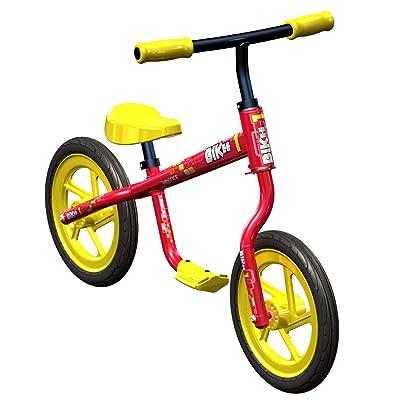 Trikke Bikee Balance Bike (Red) : Childrens Bicycles : Sports & Outdoors